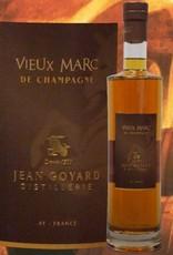 Distillerie Goyard Marc de Champagne -Tresterbrand aus der Champagne