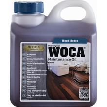 Woca Maintenance oil NATURAL (click here for content)
