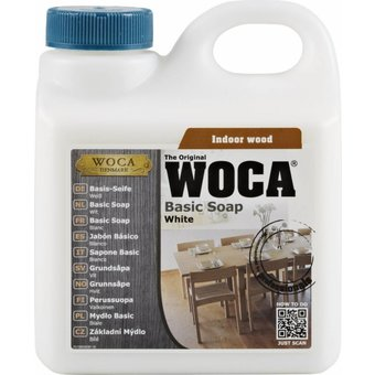 Woca Basis Zeep Wit (Basic Soap)