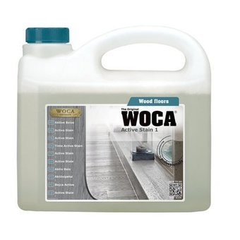 Woca Wood Lye Active Stain Content 2.5 Ltr.