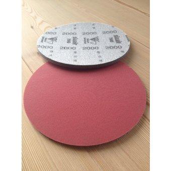 Woca Velvet disc 150mm Grit 2000