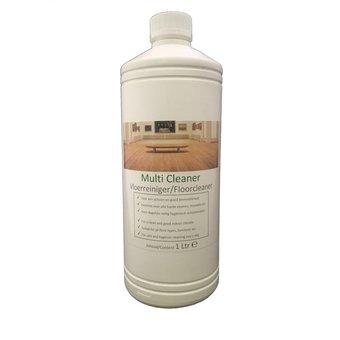 Tisa-Line Eco Multi Cleaner 1 en 5 Ltr ACTIE (voor alle vloeren geschikt)
