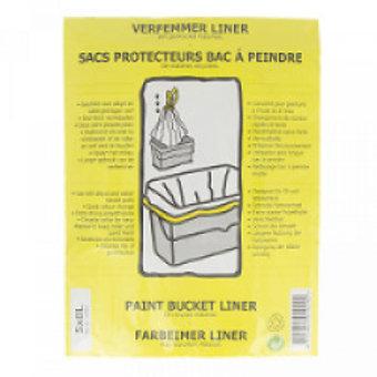 Tisa-Line Insert bag (for Oil / Paint Bucket 12 Ltr Art 10898)