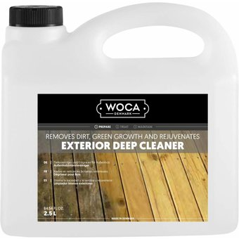 Woca Deep Cleaner (Dieptereiniger voor Buitenhout)