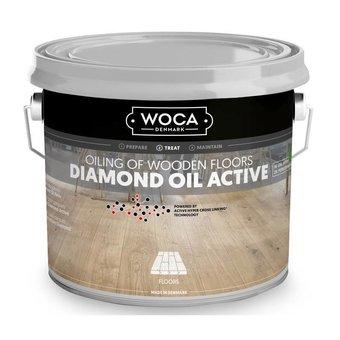 Woca Diamond Oil Active (Choose your color)