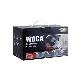 Woca Onderhoudsbox Naturel of WIT