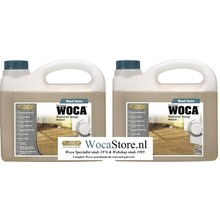Woca 2x 2,5 ltr Natural Soap ACTION