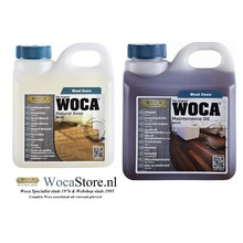 Woca Natural Soap and Maintenance Oil Natural  -ACTION-