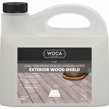 Woca Exterior Wood Shield (the only colorless exterior finish) NEW