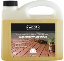Exterior Wash-in Oil