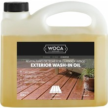 Woca Exterior Wash-in Oil NIEUW