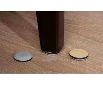 Tisa-Line Teflon Glider (protection for furniture, etc.).