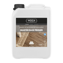 Woca Master Base Primer 5 Liter (choose your color here)