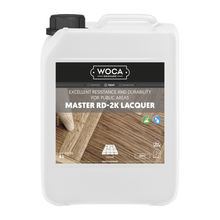 Woca Master RD-2K Lak 5 liter (incl harder)
