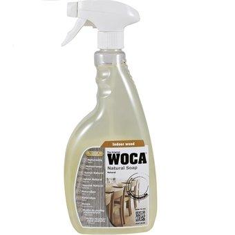 Woca Onderhoudszeep Spray Naturel / Wit