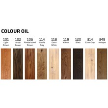 Woca Trial bags Color oil inside