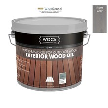 Woca Exterior Oil STONE GRAY (click to choose content)