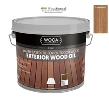 Woca Exterior Oil HAZELNUT (click to choose content)