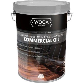 Woca Commercial Oil Naturel 5 Liter
