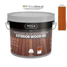 Woca Exterior Oil BANGKIRAI (click to choose content)