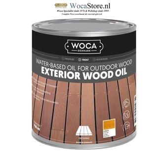Woca Exterior Oil LARIKS for Terrace, Furniture, Log Cabin etc.