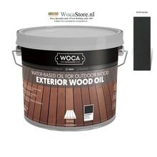 Woca Exterior Oil ANTHRACITE (click to choose content)