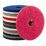 Scrubpads and sanding products