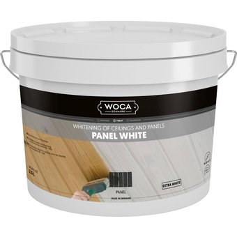 Woca Panel White (Panel paint, choose your color here)