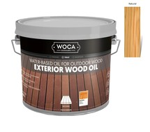 Exterior Oil NATURAL (click here for your content)