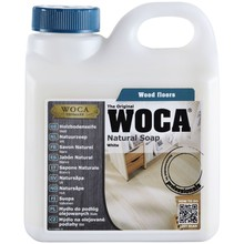 Woca Natural Soap WHITE (NOW 20% FREE) (click for content)