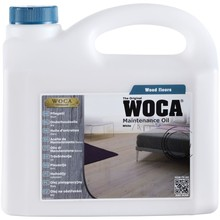 Woca Maintenance Oil Extra White NEW