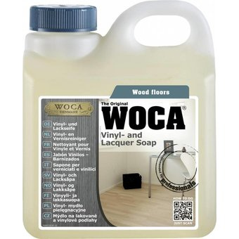 Woca Vinyl and Varnish Soap (formerly Soap for Lacquer)
