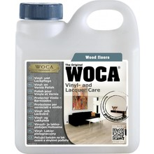 Woca Vinyl en Vernis Polish (Voorheen Polish Mat 10)