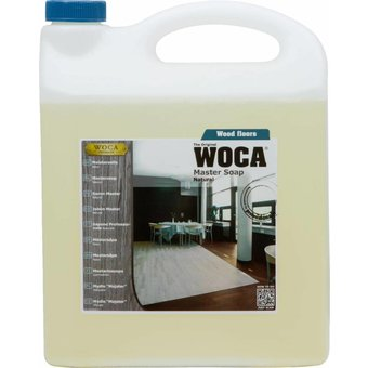 Woca Master soap Natural 5 Ltr.