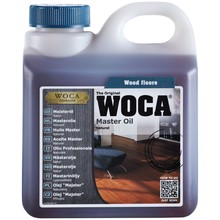 Woca Masterolie Naturel (klik voor inhoud)