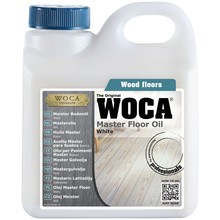 Woca Master oil WHITE (click for content)