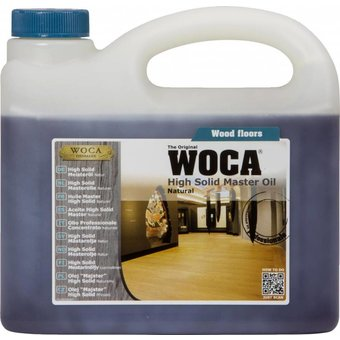 Woca Master Oil High Solid (3 colors click here)