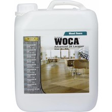 Woca Advanced 2C Lacquer 5 Liter (Choose your gloss level here)
