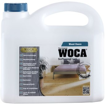 Woca Softwood leach Contents 2,5 Ltr.