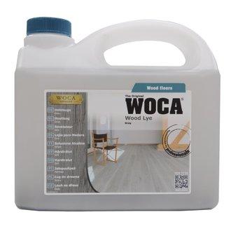 Woca Wood lye GRAY Content 2,5 Ltr