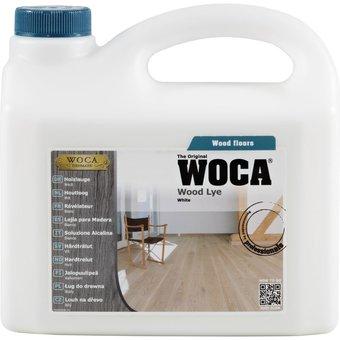 Woca Houtloog WIT Inhoud 2,5 Ltr