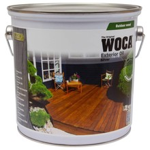 Woca Exterior Oil SILVER (click to choose content)