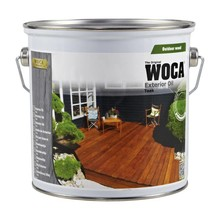 Woca Exterior Oil TEAK (click to choose content)