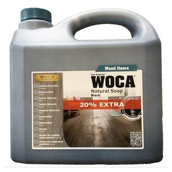 Woca Natural Soap Black