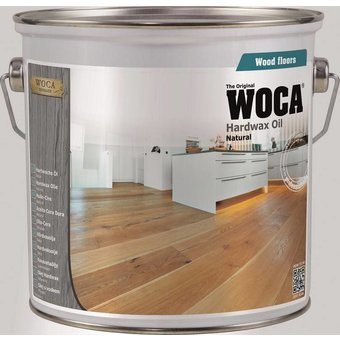 Woca Hardwax oil Natural or Extra WHITE