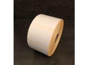 paper label 58x40mm, 1000T, rol à 1.500 etiketten