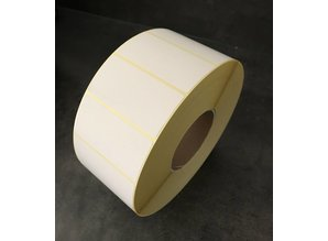 DT etiketten 80x40mm Removable 4.000 per rol