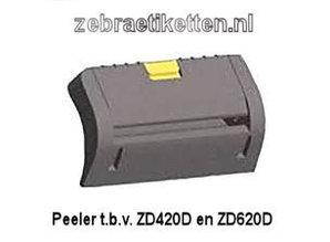 Zebra Peeler t.b.v. ZD420D en ZD620D