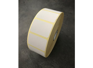 Zebra 880595-025DU /38x25/K25/rol à 2.580 etiketten