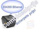 Zebra ZD420D (USB+ETH.) Combi Deal